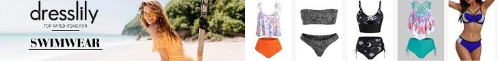 Buy your Swimwear online at Dresslily.com