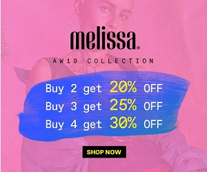 Buy Melissa Women's Plastic Flat Shoes and Sandals Online